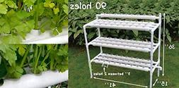 INTBUYING Hydroponic Grow Kit Hydroponic Growing System for