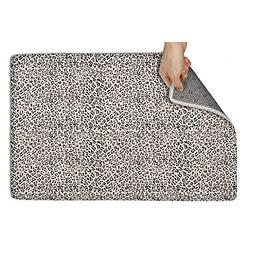 Wardell Indoor/Outdoor Carpet Entrance Leopard Cheetah Print