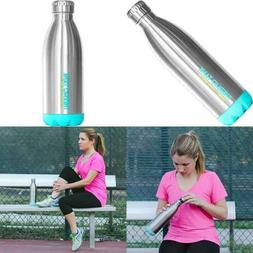 Thermo Tank Insulated Stainless Steel Water Bottle - Ice Col