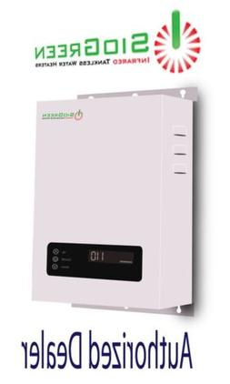 SuperGreen IR-8000 Best Infrared Electric House Tankless Wat