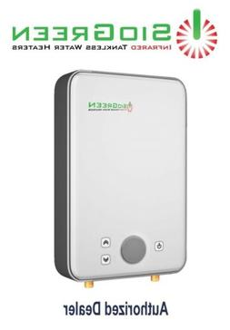 Siogreen Ir288 Pou Infrared Electric Tankless Water Heater