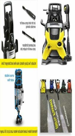 Karcher K5 Premium Electric Power Pressure Washer, 2000 PSI,