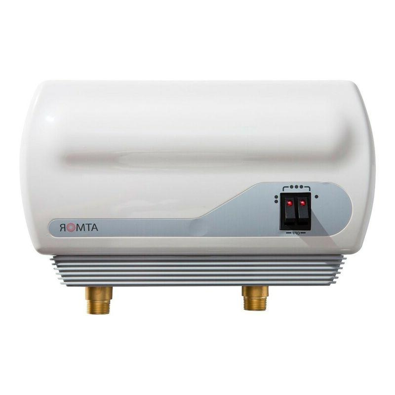0 5 gpm tankless electric