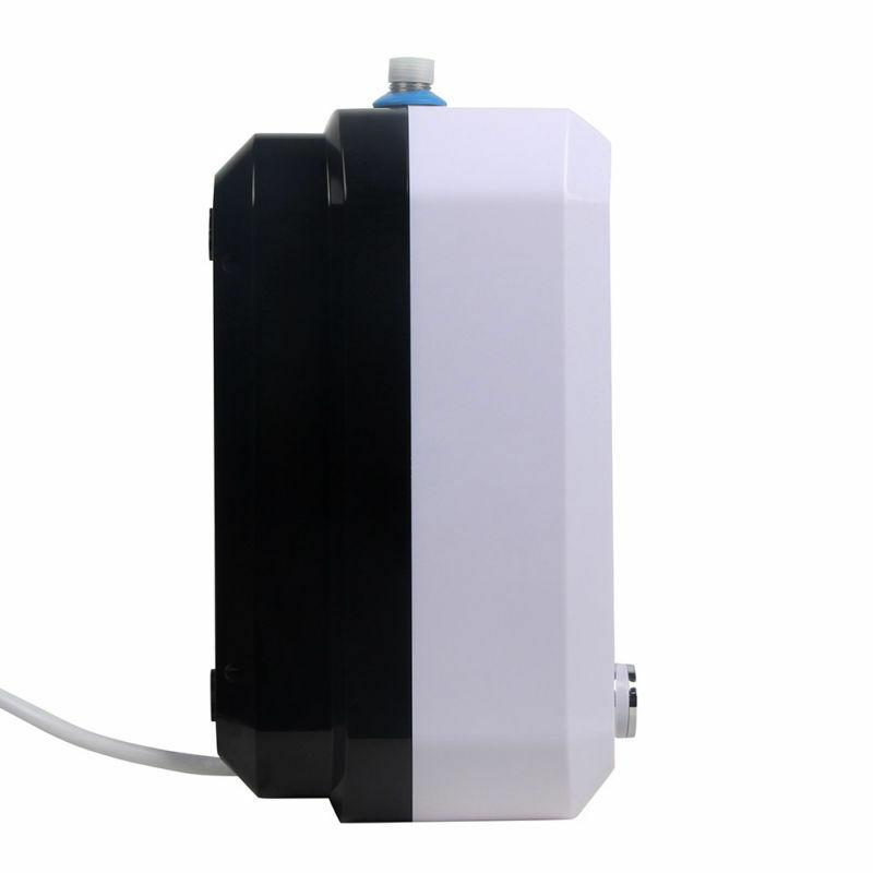 110V 8L Tankless Hot Water Bathroom 55℃-75℃【USA】