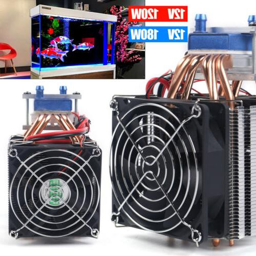 12V Refrigeration Chiller DIY for 30L Fish Tank