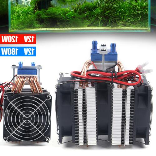 12V Cooler Refrigeration Water Chiller DIY for Tank