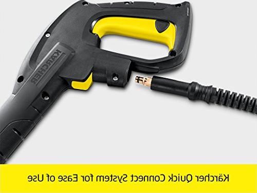 Karcher 2.643-910.0 Archer Gun and 25Ft Hose Black