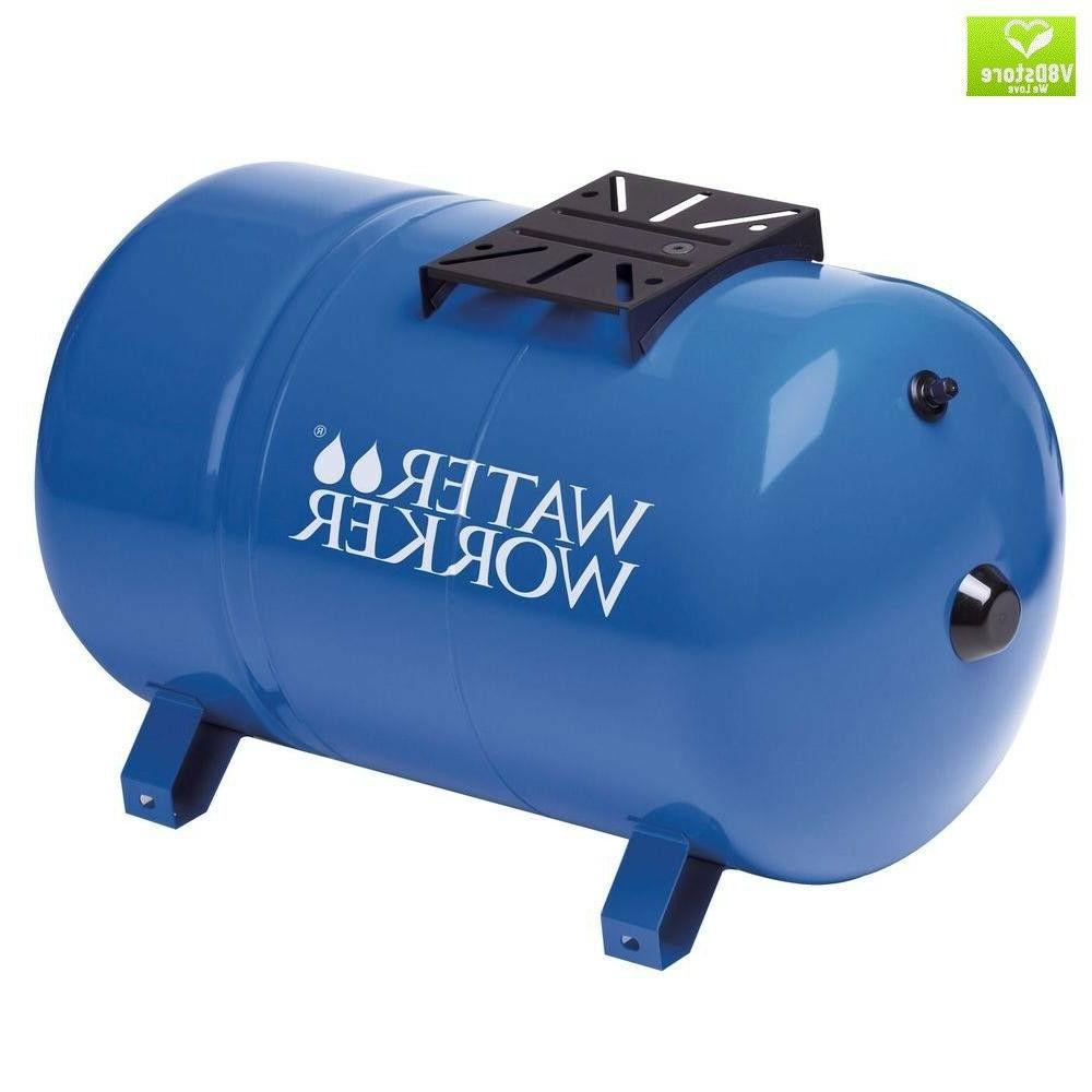 20 GALLON WELL TANK Water Worker Horizontal Pressure Stainle
