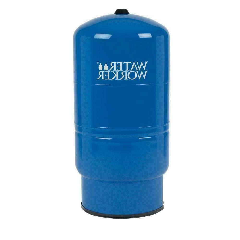 20 gal. pressurized well tank | water worker steel vertical