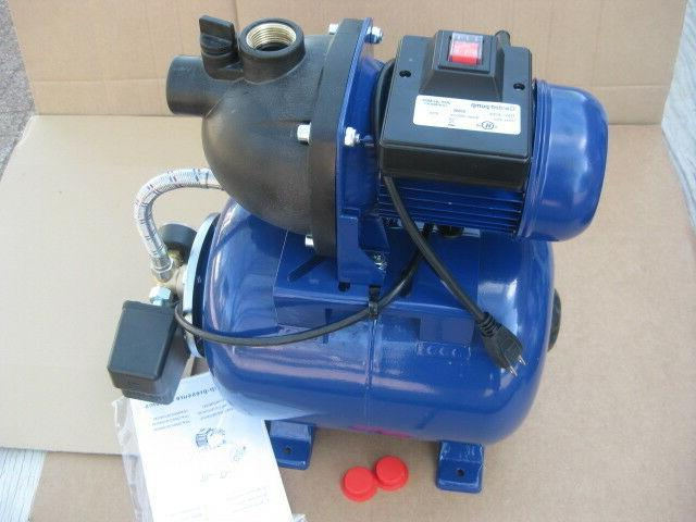 Foster Shallow Water Pump: Tank! Cottage, Cabin Farm!
