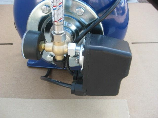 Foster 3/4hp Water Pump: with Tank! Cottage, Farm!
