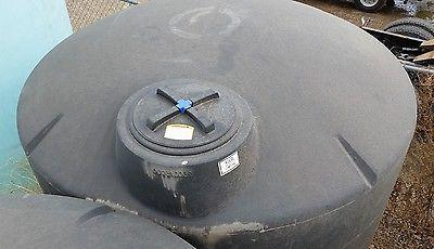 3000 Gallon Poly ONLY Storage Tank 95X107 Norwesco