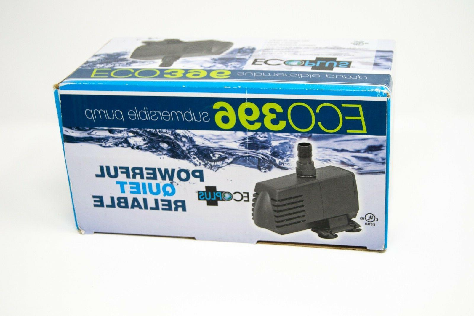 Ecoplus Pump 396 eco396 aquarium