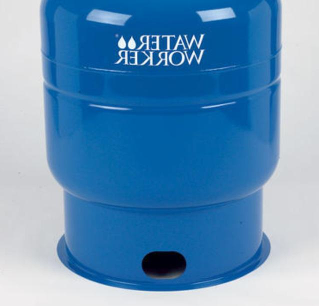 44 Vertical Well Tank Precharge 100 PSI