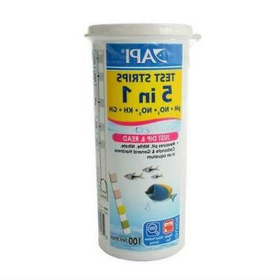 5 in 1 test strips 100 ct