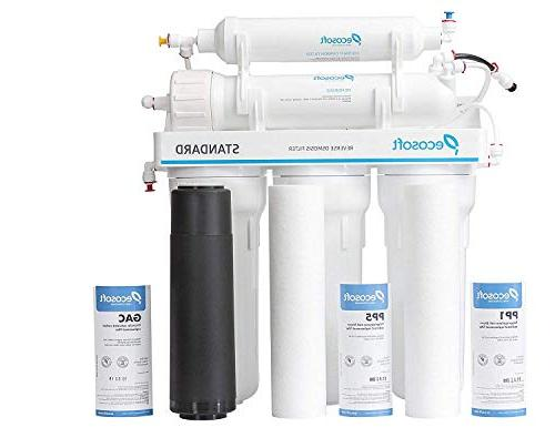 Ecosoft 5 Stage and Under Drinking in European Membrane with Classic