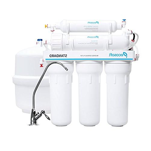 5 stage reverse osmosis water