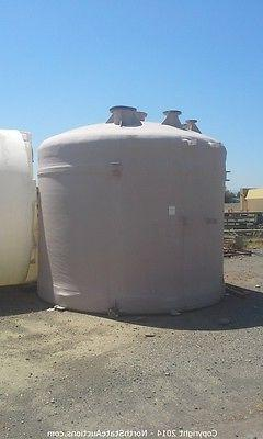 Environmental Engineering 5000 Gallon Fiberglass Water Stora