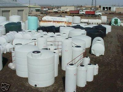 525 Gallon Water Storage Leg Tanks