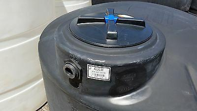 500 Gallon Black Rain Water Harvesting Tanks Norwesco