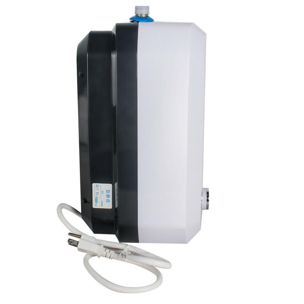 Tankless/Tank Hot Electric Storage Water Heater