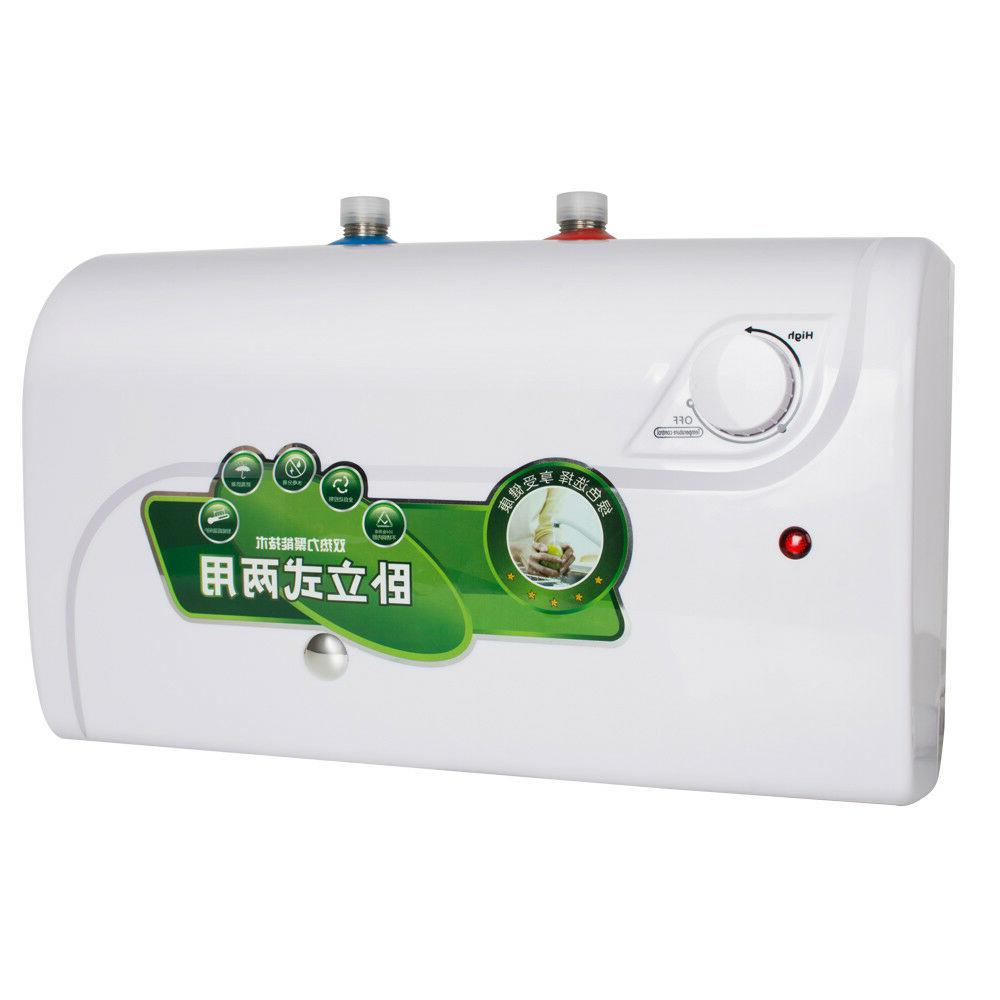 Tankless/Tank Hot Electric Shower Water Heater HOME