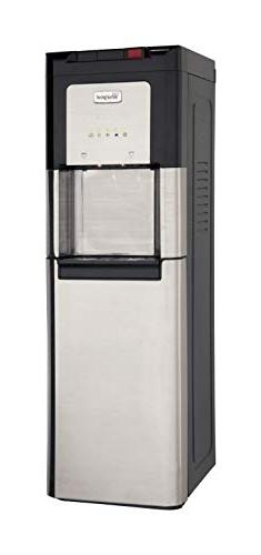 Whirlpool Self Cleaning, Hot and Cold, Stainless Bottom Load