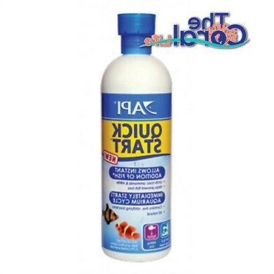 API - AQUARIUM PHARMACEUTICALS QUICK START 8OZ WATER CONDITI