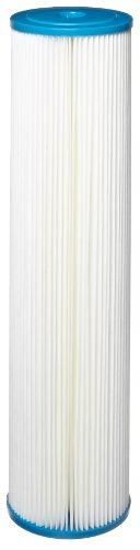 "Hydronix SPC-45-2005 Polyester Pleated Filter 4.5"" OD X 20"""