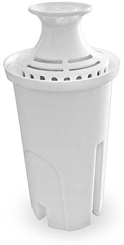 Fette Filters Compatible with Brita. Standard Replacement for 6