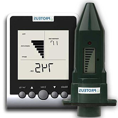 Proteus Cistern Water Level Monitor EcoMeter S: Wireless
