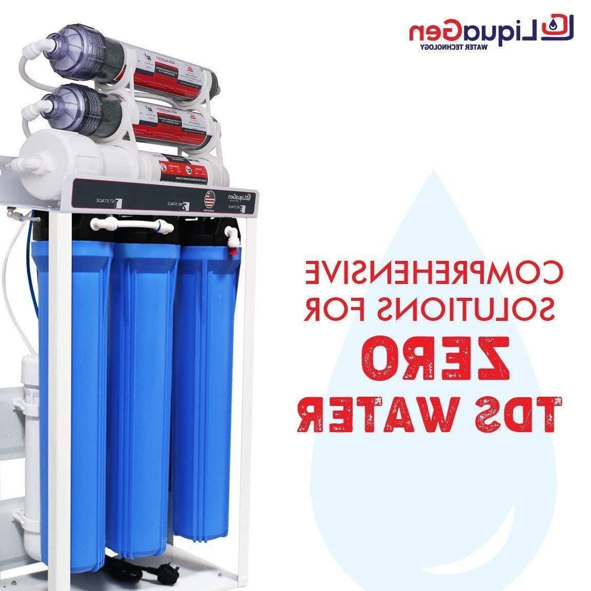 LiquaGen Water - 800 GPD 40 Gallon