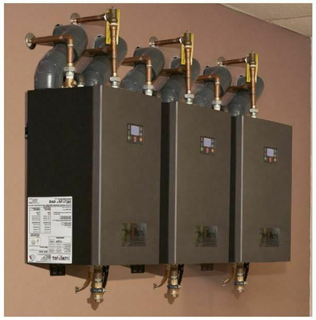 Commercial Tankless Water Heater Recirculation