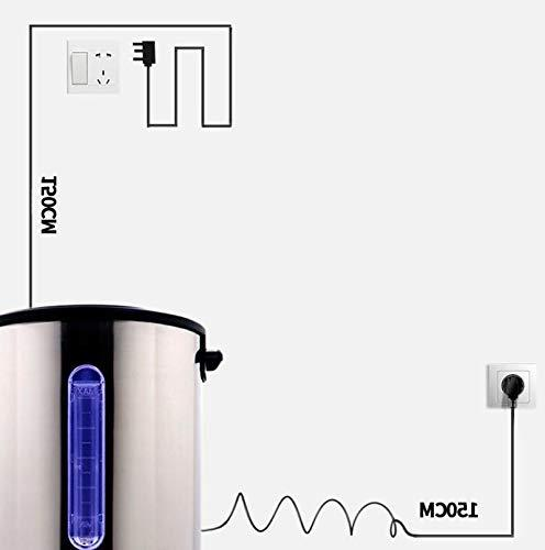 INTBUYING Commercial Capacity Stainless Water Heater
