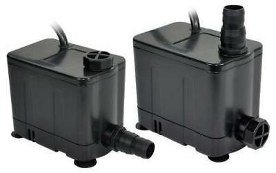 convertible bottom draw water pump submersible hydroponics