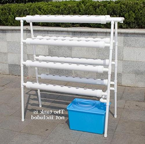 INTBUYING Pipe Site Grow Kit Planting Equipment