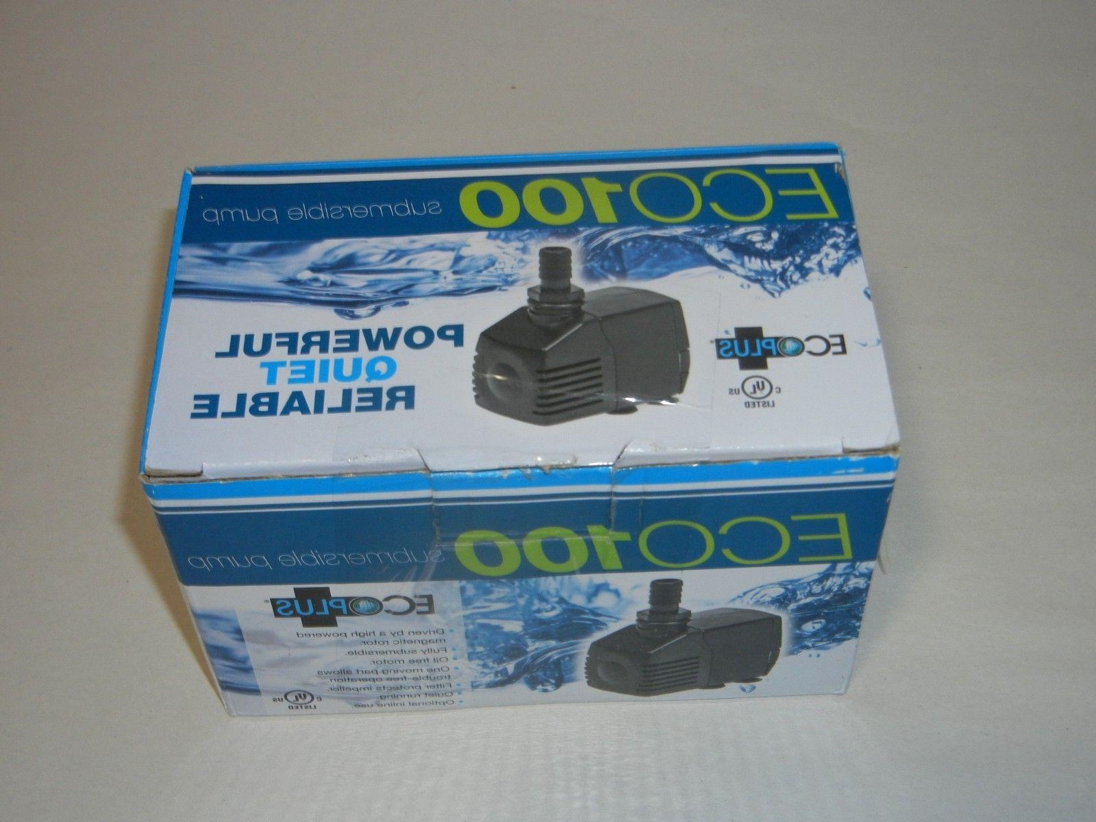eco 100 submersible pump 100 gph 728492