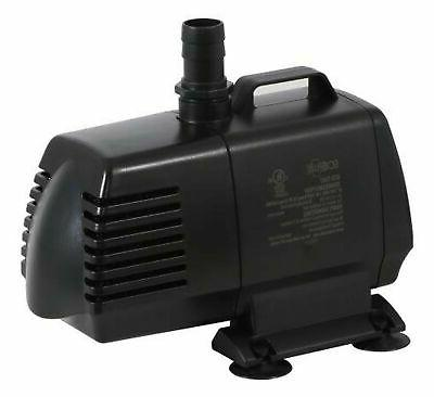 eco 1267 fixed flow submersible inline pump