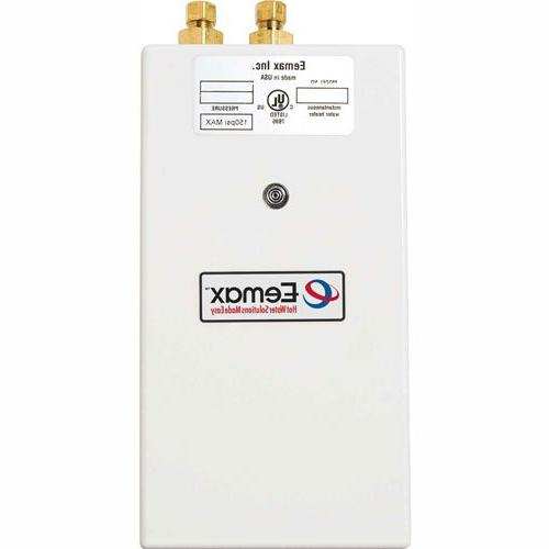eemax sp35 electric tankless water