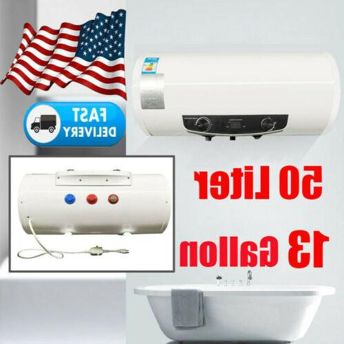 electric instant hot water heater warmer tank