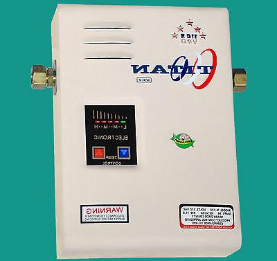 Electric N-120 Tankless Heater, New,