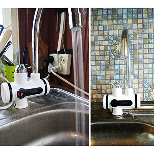 ATWFS Electric Instantaneous Water Heater Faucet