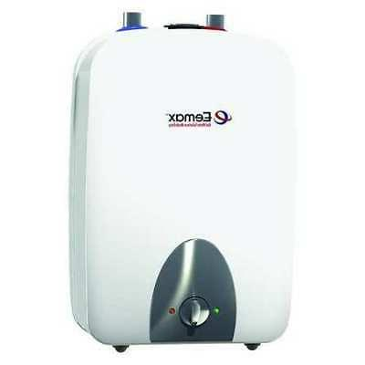 EEMAX EMT6 6 gal., Commercial/Residential Mini Tank Water He