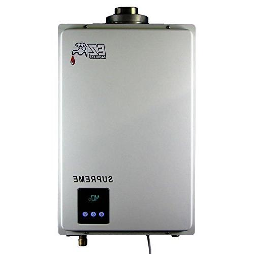 ez tankless supreme demand 8