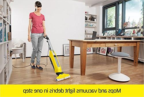 Karcher FC5 Hard Cleaner, Yellow