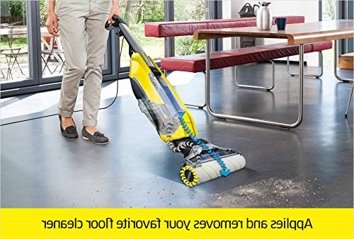 Karcher Hard Floor Cleaner, Yellow