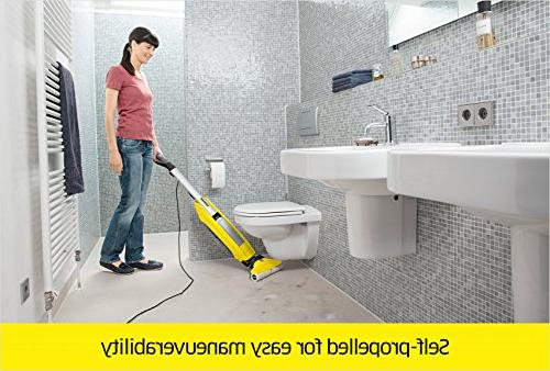 Karcher FC5 Cleaner, Yellow