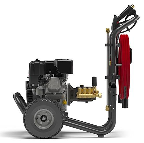 Briggs & Stratton Pressure 2.5 GPM with EASYFlex High-Pressure Hose, Nozzles & Detergent Injection