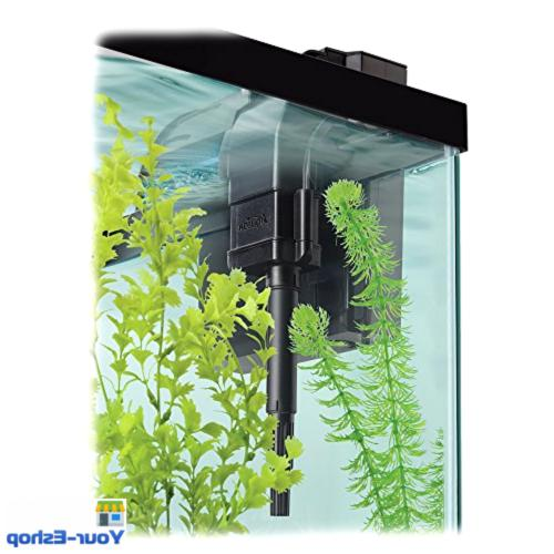 Hang On 50 Gallon Aquarium System Tank Kit