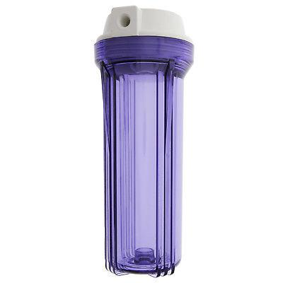 hf2 clear water filter housing